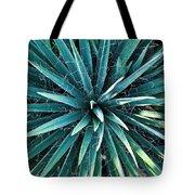Yucca Plant Detail Tote Bag