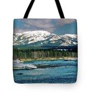 Yukon River Tote Bag