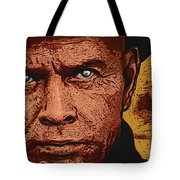 Yul Brynner Tote Bag by Antonio Romero