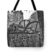 Yulee Sugar Mill Ruins Hrd Tote Bag