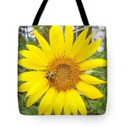 Yummy Sunflower Tote Bag