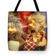 Yury Bashkin Showcase Stokholm Tote Bag