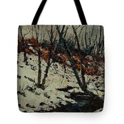 Ywoigne Snow Tote Bag