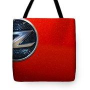 Z X 370 Tote Bag