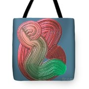 z1314b Into the Arms of Tote Bag