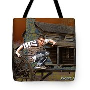 Zach  Tote Bag