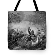 Zachary Taylor , 1784-1850 Tote Bag