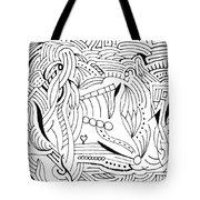 Zackary Tote Bag