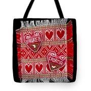 Zagreb Love Tote Bag