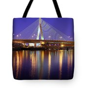 Zakim At Twilight II Tote Bag