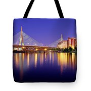 Zakim Twilight Tote Bag