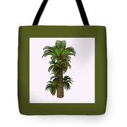 Zamites Tree Tote Bag