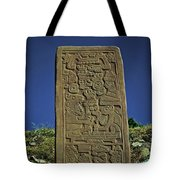 Zapotec History Tote Bag by Juergen Weiss