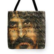 Zappa The Walz  Tote Bag