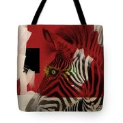 Zebra 4.0 Tote Bag