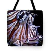 Zebra Fish Tote Bag
