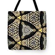 Zebra Iv Tote Bag