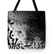Zebra Kill Tote Bag