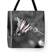 Zebra Swallowtail Butterfly 2016 Tote Bag