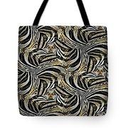 Zebra Vii Tote Bag