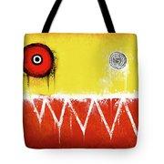 Zeeko Abstract #104 Tote Bag