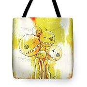 Zeeko Abstract #101 Tote Bag