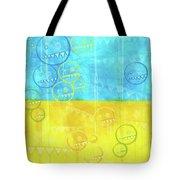 Zeeko Abstract #103 Tote Bag