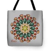 Zeerkl Of Eggs Tote Bag