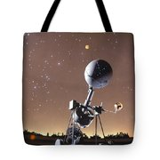 Zeiss Planetarium Projector Tote Bag