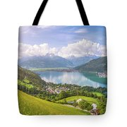 Zell Am See - Alpine Beauty Tote Bag