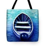 Zen Boat Tote Bag