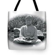 Zen Tote Bag by Michael Lucarelli