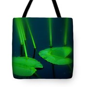 Zen Photography Green  Tote Bag