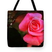 Zen Proverb 2 Tote Bag