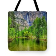 Zen River Tote Bag