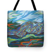 Zen Thought Tote Bag