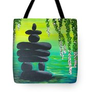Zen Time Tote Bag