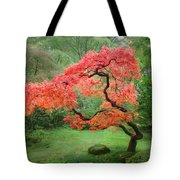 Zen Tree Tote Bag