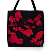 Zen Warrior Tote Bag