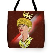 Zendaya Drawing Illustration  Tote Bag