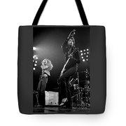 Zeppelin Rocks Tote Bag
