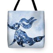 Zero-blue Tote Bag