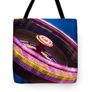 Zero Gravity Spin Tote Bag