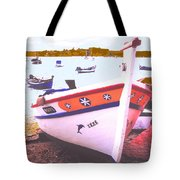 Zeze On The Algarve Tote Bag