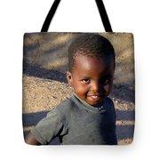 Zimbabwe Warmth Tote Bag