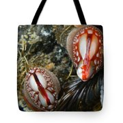 Red And Gooey Tote Bag