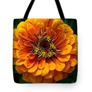 Zinnia At Frankenmuth Tote Bag