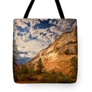 Zion Afternoon Tote Bag