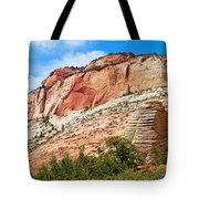 Zion Hike 1 View 2 Tote Bag