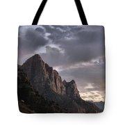Zion Mountain #2 Tote Bag